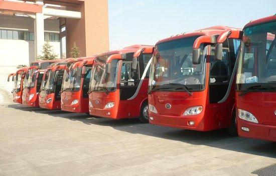 北京大巴车包车企业