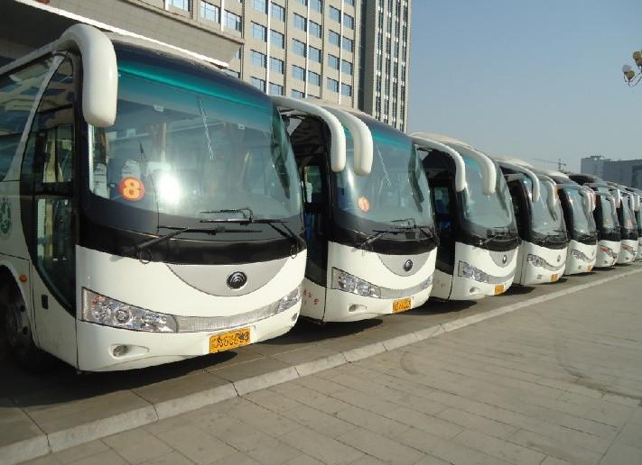 北京大客车包车公司