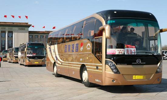 在签订北京班车租赁合同时要细瞧具体收费项目