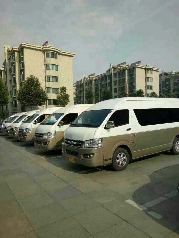 北京通勤大中小巴班车随时等待您的调遣