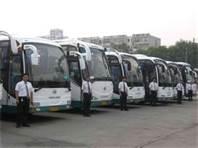 北京大客车出租公司长期租赁上下班通勤摆渡班车