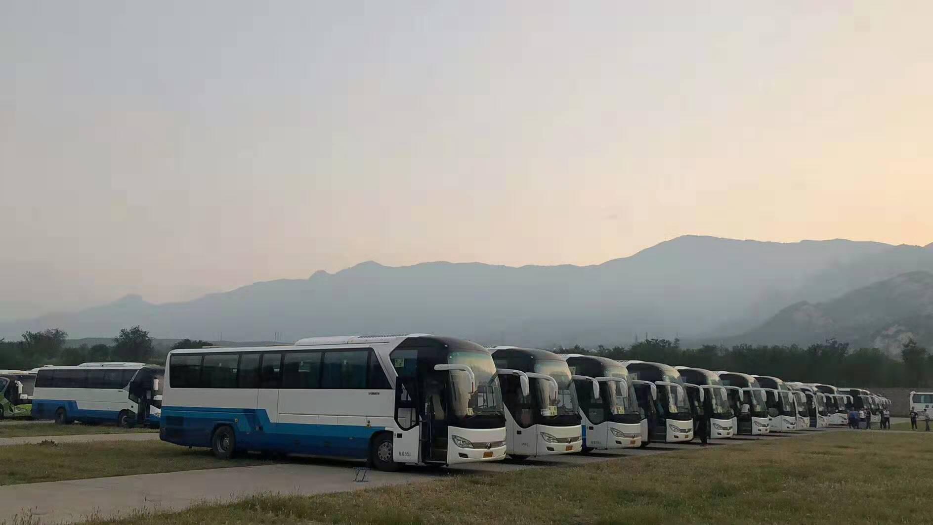 北京租赁大客车公司