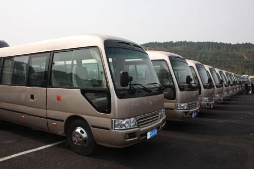 北京班车租赁公司已全面开工