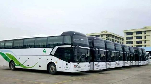 首都机场大巴车租赁公司列表,首都机场租大巴不再是难事
