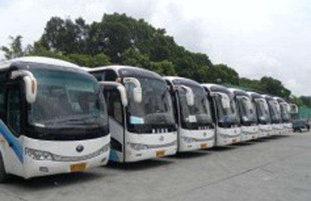 北京商用包车 北京企业租车大巴车