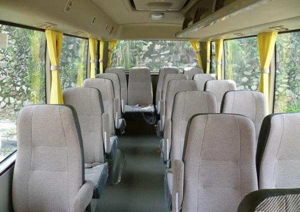 北京会议包车服务流程