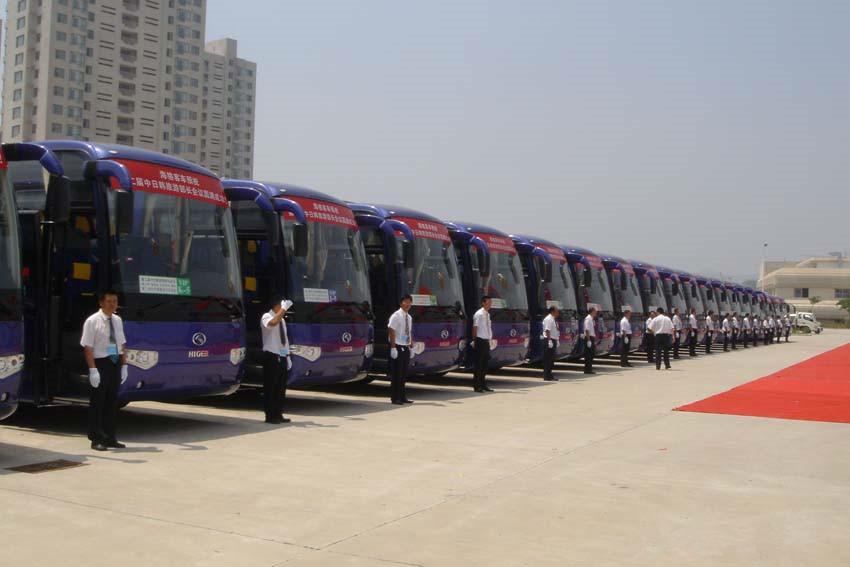 北京大型单位选择包大巴车作为企业班车到底有哪些好处