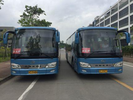 北京单位常年包大巴车 通勤班车服务流程