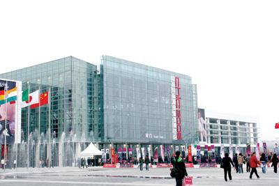 福泽旭日北京大巴包车网助力2020国际汽车展览会