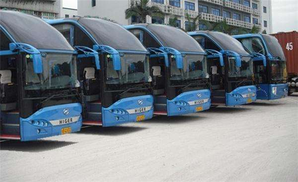 北京包车商务大巴车,北京大巴包车公司业务范围