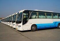 北京大客车租赁公司票据齐全车容干净整洁